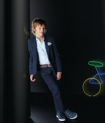 Armani Junior - Kampagne 2013