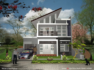 Koleksi gambar desain rumah minimalis terbaik