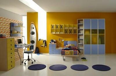Habitaciones para j venes modernas y elegantes kitchen for Habitaciones modernas para jovenes
