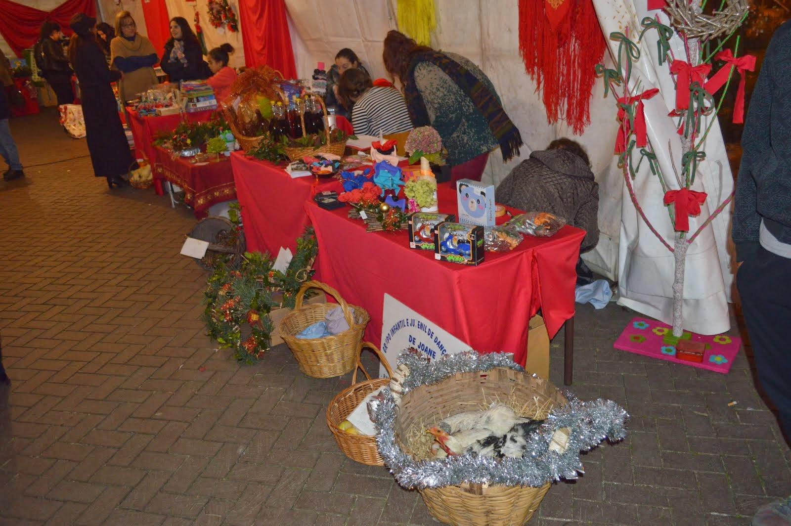 1º Mercado de Natal em Joane