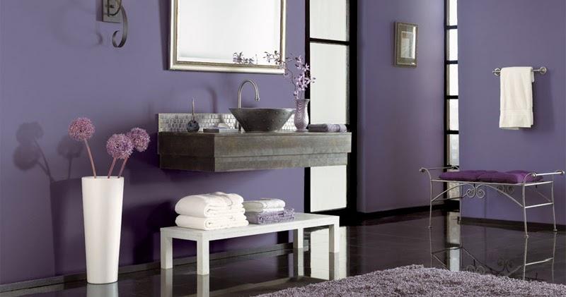 C mo decorar habitaciones de color lila morado purpura - Cocina color lila ...