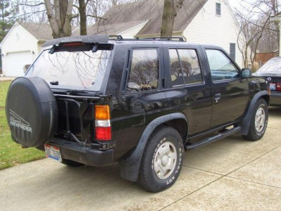 autosleek rear wiper problems on 1995 nissan pathfinder. Black Bedroom Furniture Sets. Home Design Ideas