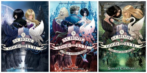 the school for good and evil series