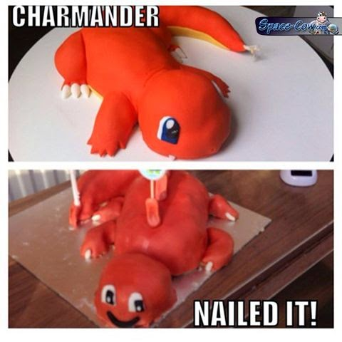 funny cake fail picture
