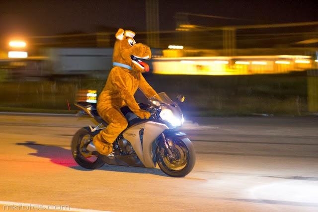 Motorcycle Helmets Scooby Doo Helmet