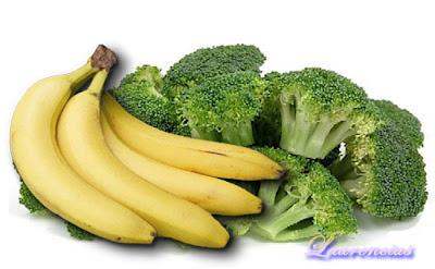 Manfaat-Brokoli-dan-Pisang