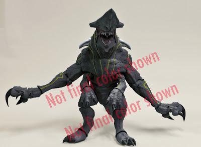 "NECA Pacific Rim 18"" Kaiju Knifehead Figure"