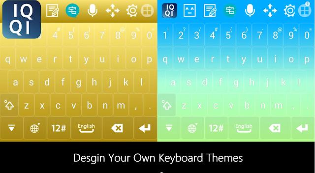 IQQI Smart Keyboard