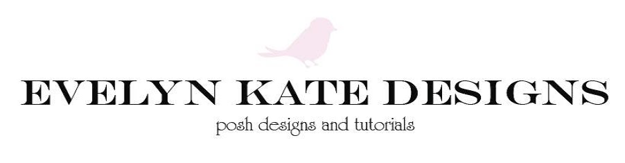 evelyn kate designs