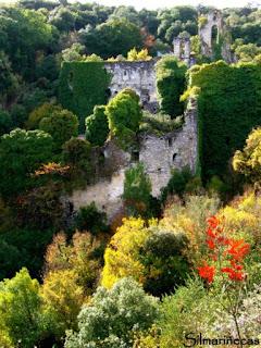 Jardín Botánico de Santa Catalina, Trespuentes Álava-