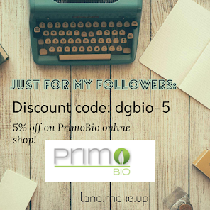 Sconto del 5% per le mie followers!