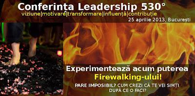 invitatie gratis la Conferinta Leadership 530