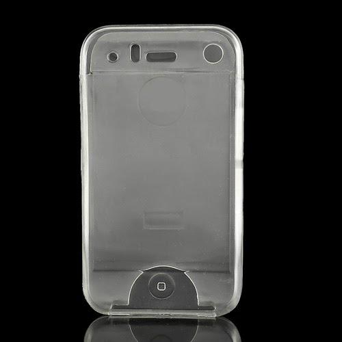 Soft-Gel-TPU-Pouch-Case-Cover-iPhone-3G-3GS-Transparent