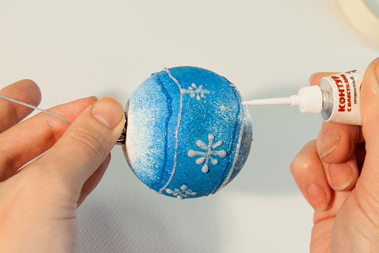 Раскрасить шарик своими руками 27