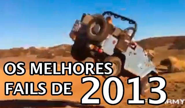 Os melhores Fails de 2013