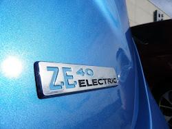 Prueba del Renault ZOE 40