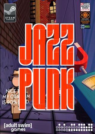 Jazzpunk PC Game