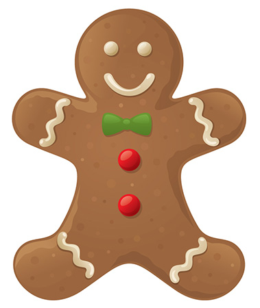 The gingerbread man story my english blog