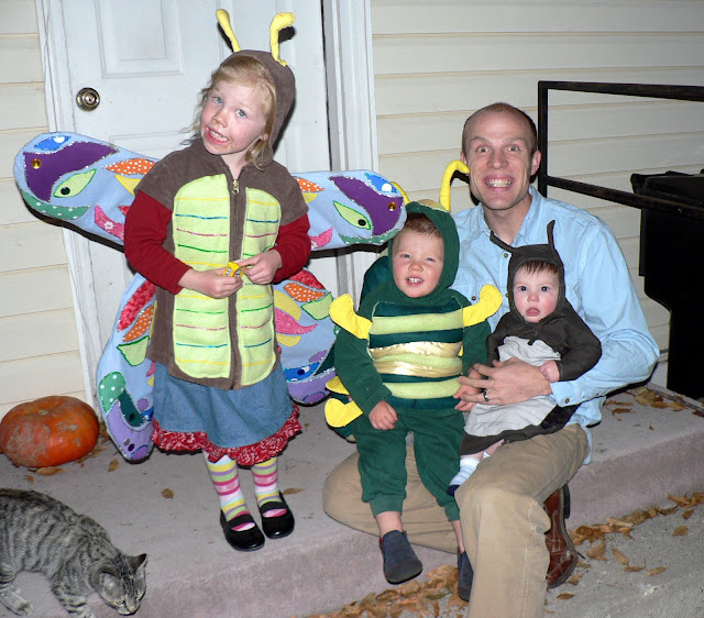 Homemade Halloween Costumes for Kids and Families