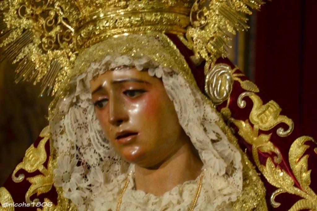 María Stma de la Amargura - Sevilla