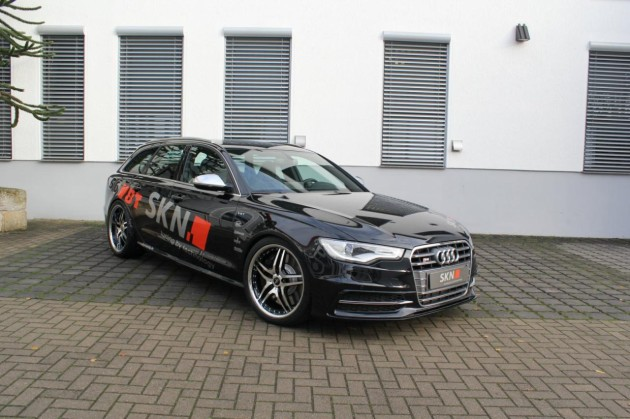 Audi S6 by SKN