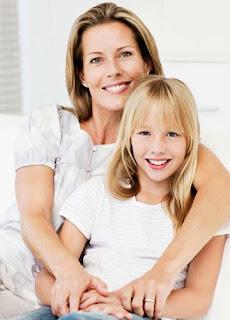 ibu dan anak remaja