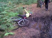 A muddy End