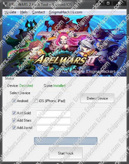 AREL WARS 2 Hack Cheat Tool v1.03 Android & iOS