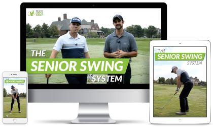 How to Get a Simple, EFFECTIVE, Senior Swing