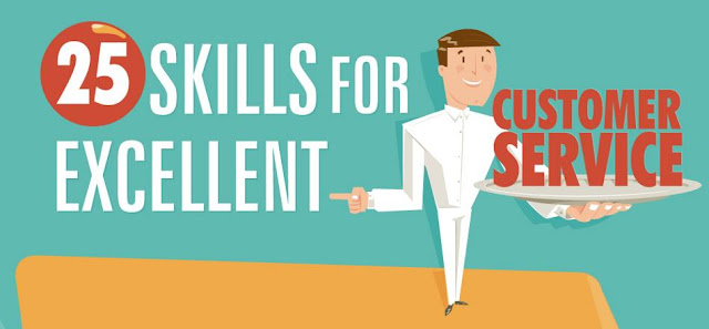 How to develop the skills to excel in any customer service position : image