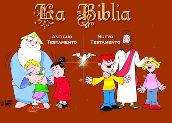 LA BIBLIA ONLINE INFANTIL