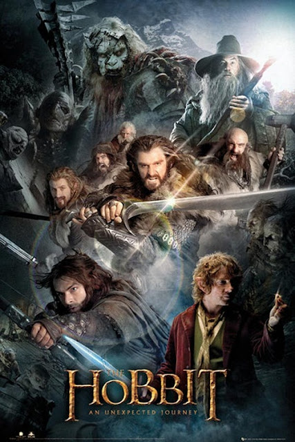 The Hobbit An Unexpected Journey เดอะฮอบบิทการผจญภัยสุดคาดคิด - ดูหนังออนไลน์ HD