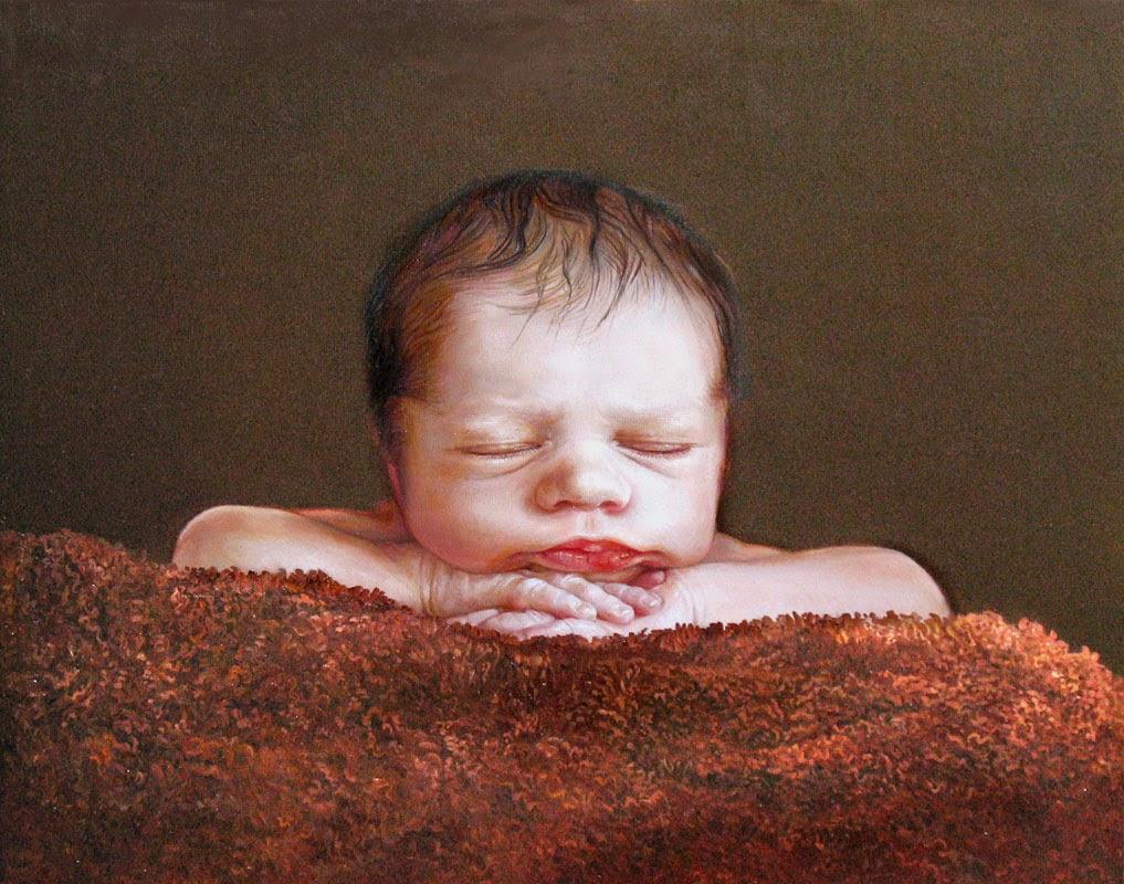 Portrett av et barn