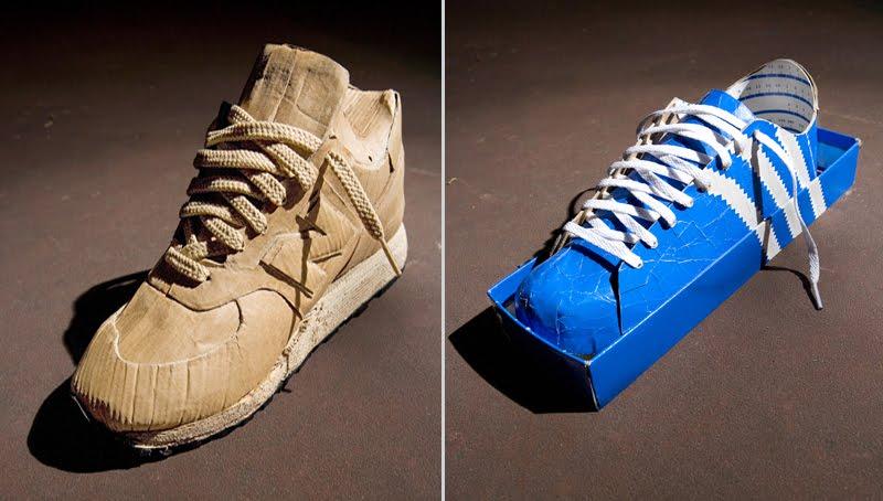 Как сделать чтобы кроссовки были на размер  46