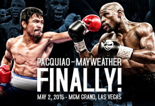 Watch: Manny Pacquiao VS Floyd Mayweather Live Stream