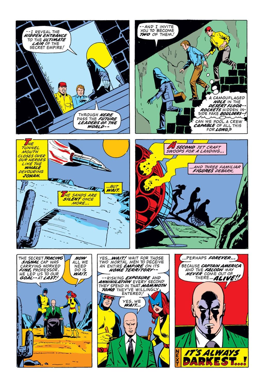 Captain America (1968) Issue #173 #87 - English 20