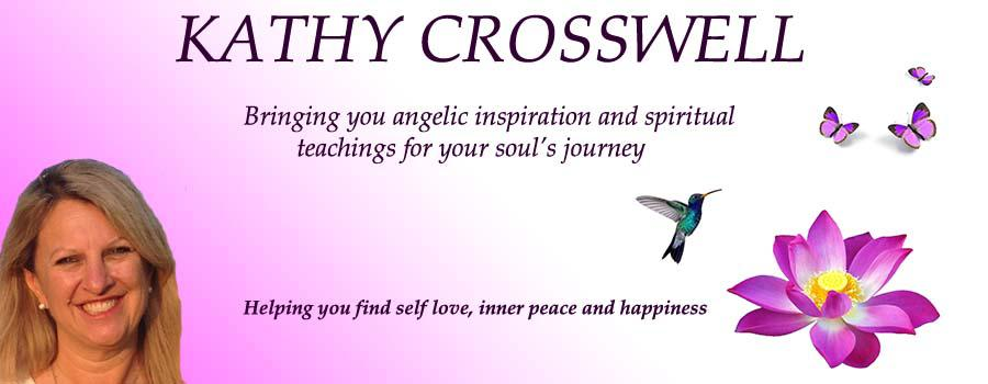 Kathy Crosswell - The Angelic Whisperer