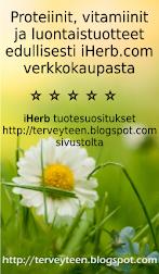 iHerb verkkokauppaan: