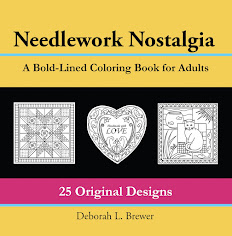 <b>Needlework Nostalgia</b><br>by Deborah L Brewer
