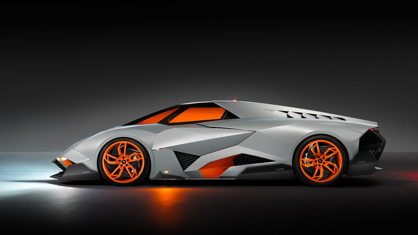 Lamborghini Egoista HD wallpapers | HD Wallpapers (High ...