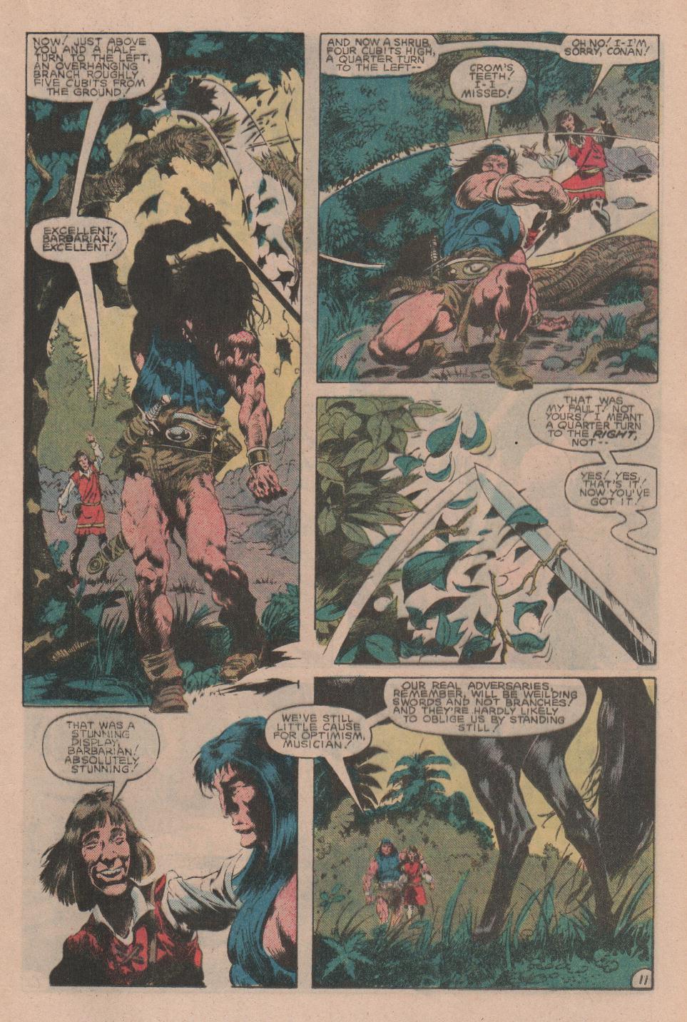 Conan the Barbarian (1970) Issue #160 #172 - English 12