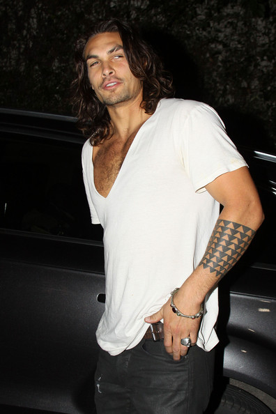 More reasons why we love Jason Momoa 39s tattoo