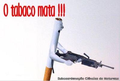Deixar de fumar e tornar-se o generoso