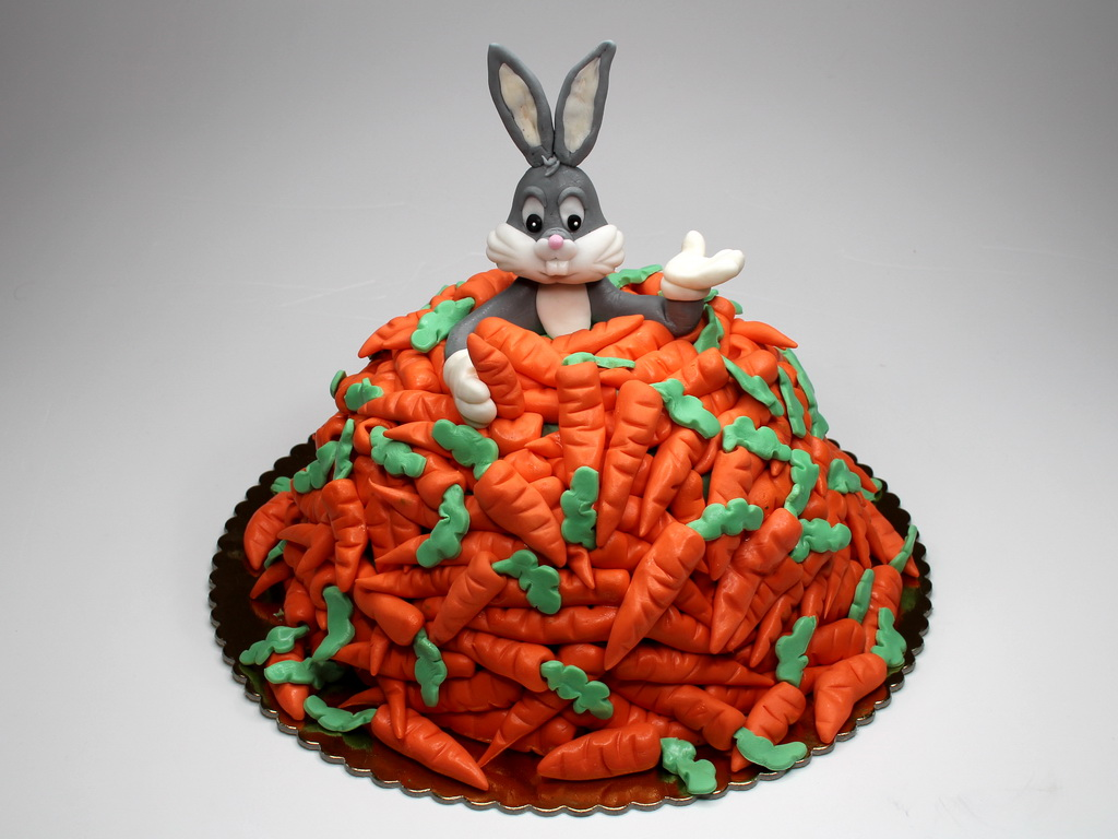 Roger Rabbit Birthday Cake for Kids London