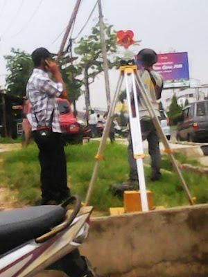 FOTO: Pembangunan LRT Palembang