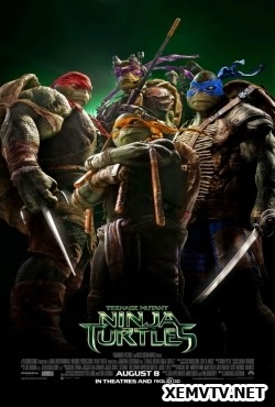 Ninja Rùa - Teenage Mutant Ninja Turtles
