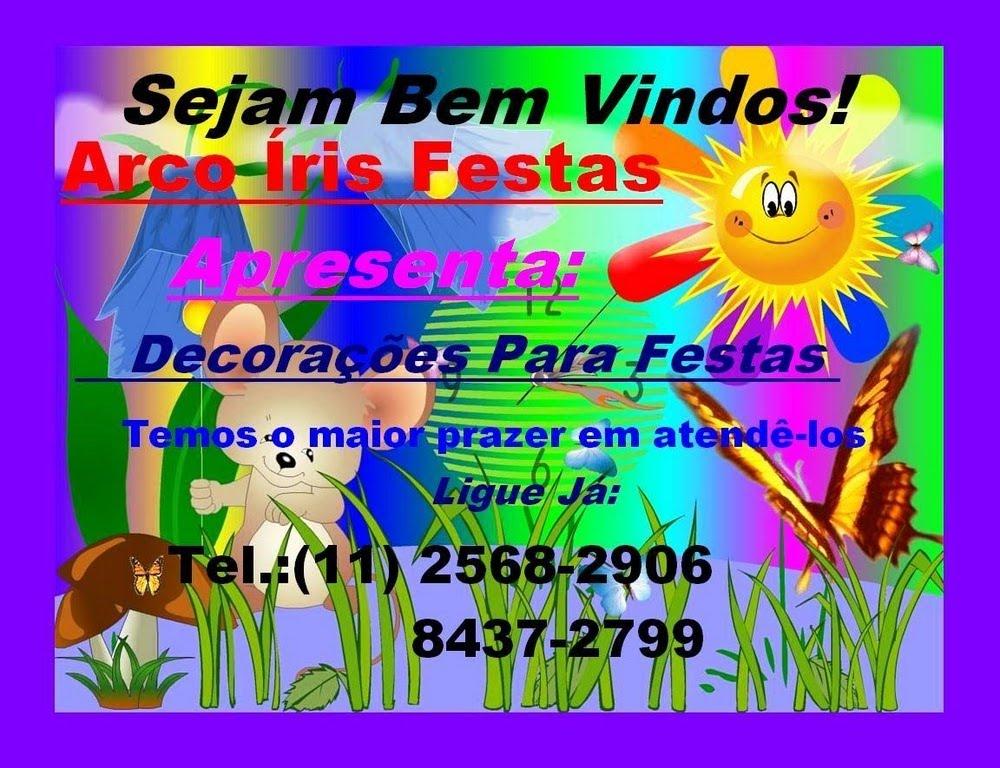 Arco Íris Festas