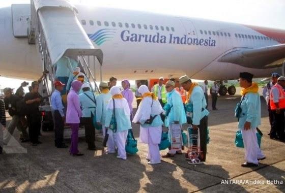 Garuda Indonesia (Antara/Andika Betha)