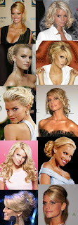 Jessica Simpson Hairstyle