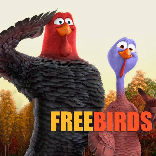 """Imágenes de la película """"Free Birds"""""""